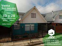 Vendo Casa Villa Doña Violeta. Chillán