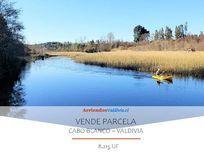 Vendo Casa en Parcela con Orilla de Río en  Valdivia