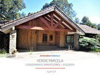 Vendo Parcela con Casa, Quincho, Piscina, Parque de Juegos