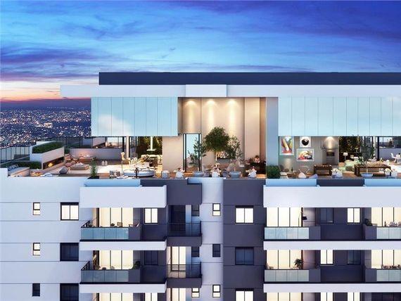 """Apartamento  residencial à venda, <span itemprop=""""addressLocality"""">Alphaville</span>, Barueri."""