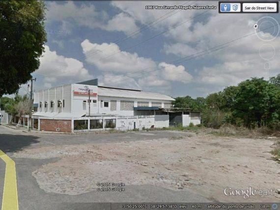 "Galpão à venda, 2500 m² por <span itemscope="""" itemtype=""http://schema.org/TradeAction""><span itemprop=""price"">R$ 2.750.000</span></span>- <span itemprop=""addressLocality"">Paupina</span> - Fortaleza/CE"