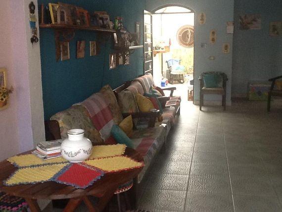 """Casa com 4 dormitórios à venda, 220 m² por <span itemscope="""""""" itemtype=""""http://schema.org/TradeAction""""><span itemprop=""""price"""">R$ 500.000</span></span>- Centro - <span itemprop=""""addressLocality"""">Santa Branca</span>/SP"""