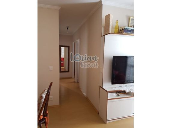 Apt. - 78 m²   3 Dormitórios   1 Vaga