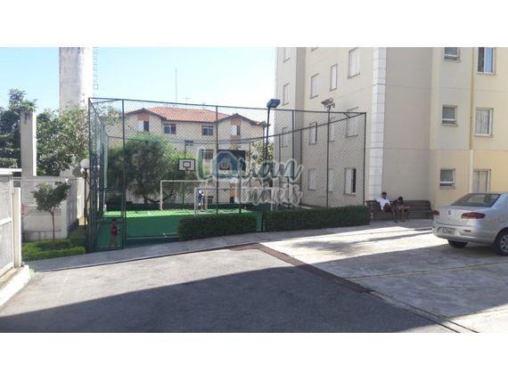 Apt. - 44 m² | 2 Dormitórios | 1 Vaga