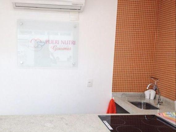 """Sobrado comercial para locação, Vila Valparaíso, <span itemprop=""""addressLocality"""">Santo André</span>."""