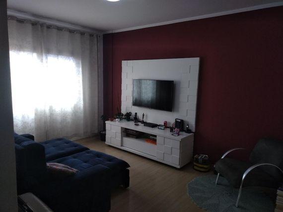 """Apartamento com 3 dormitórios à venda, 85 m² por <span itemscope="""""""" itemtype=""""http://schema.org/TradeAction""""><span itemprop=""""price"""">R$ 320.000</span></span>- <span itemprop=""""addressLocality"""">Dos Casa</span> - São Bernardo do Campo/SP"""