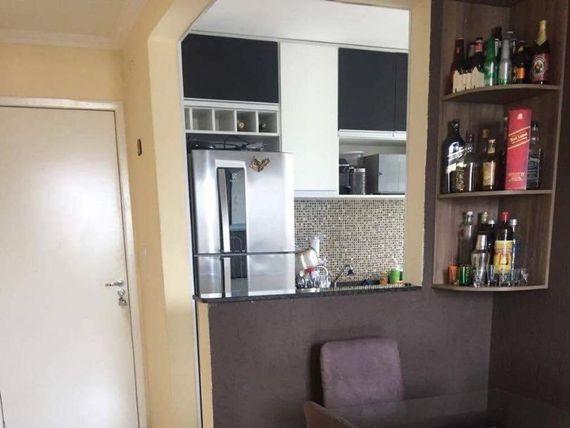 "Apartamento com 2 dormitórios à venda, 48 m² por <span itemscope="""" itemtype=""http://schema.org/TradeAction""><span itemprop=""price"">R$ 164.000</span></span>- Vila Branca - <span itemprop=""addressLocality"">Jacareí</span>/SP"