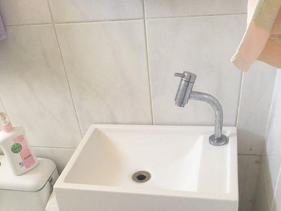 "Apartamento com 2 dormitórios à venda, 50 m² por <span itemscope="""" itemtype=""http://schema.org/TradeAction""><span itemprop=""price"">R$ 255.000</span></span>- Vila Palmares - <span itemprop=""addressLocality"">Santo André</span>/SP"