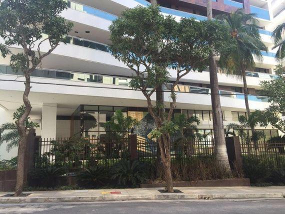 """Apartamento alto padrão com 4 quartos à venda, 402 m², 5 vagas, luxo - <span itemprop=""""addressLocality"""">Meireles</span> - Fortaleza/CE"""