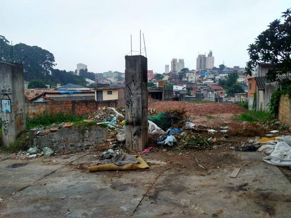 terreno a venda no bairro do jabaquara