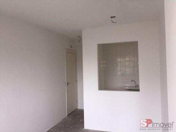 """Apartamento com 2 dormitórios à venda, 44 m² por <span itemscope="""""""" itemtype=""""http://schema.org/TradeAction""""><span itemprop=""""price"""">R$ 210.000</span></span>- <span itemprop=""""addressLocality"""">Jardim Nove de Julho</span> - São Paulo/SP"""