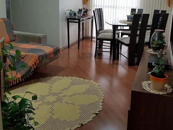 "Apartamento com 3 dormitórios à venda, 61 m² por <span itemscope="""" itemtype=""http://schema.org/TradeAction""><span itemprop=""price"">R$ 275.000</span></span>- Jardim Stella - <span itemprop=""addressLocality"">Santo André</span>/SP"