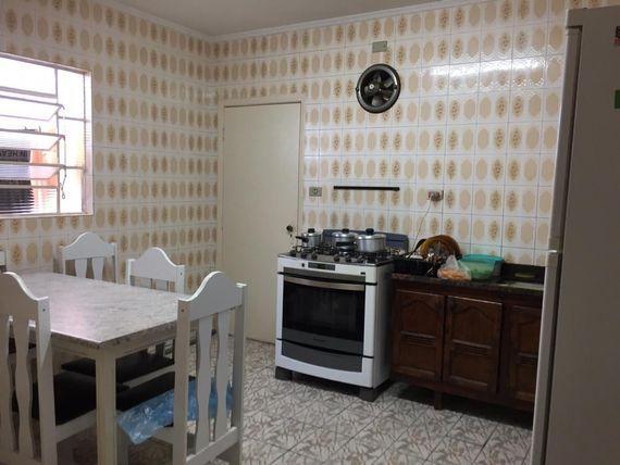 """Casa com 3 dormitórios à venda, 145 m² por <span itemscope="""""""" itemtype=""""http://schema.org/TradeAction""""><span itemprop=""""price"""">R$ 370.000</span></span>- <span itemprop=""""addressLocality"""">Santa Terezinha</span> - São Bernardo do Campo/SP"""