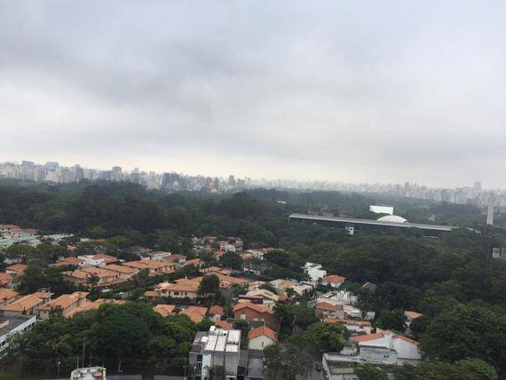 more ao lado do parque ibirapuera