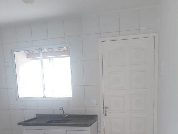 """Casa com 2 dormitórios à venda, 55 m² por <span itemscope="""""""" itemtype=""""http://schema.org/TradeAction""""><span itemprop=""""price"""">R$ 900</span></span>- Portal dos Pinheiros - VGP/SP"""