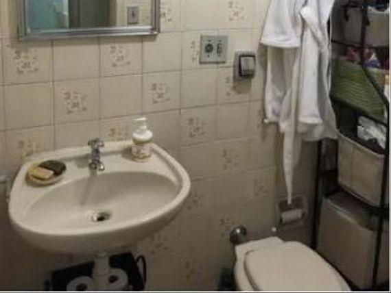 """Apartamento com 1 dormitório à venda, 47 m² por <span itemscope="""""""" itemtype=""""http://schema.org/TradeAction""""><span itemprop=""""price"""">R$ 450.000</span></span>- <span itemprop=""""addressLocality"""">Moema</span> - São Paulo/SP"""