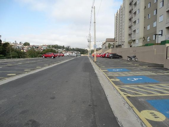 """Apartamento com 2 dormitórios à venda, 46 m² por <span itemscope="""""""" itemtype=""""http://schema.org/TradeAction""""><span itemprop=""""price"""">R$ 255.000</span></span>- <span itemprop=""""addressLocality"""">Granja Viana</span> - Carapicuíba/SP"""