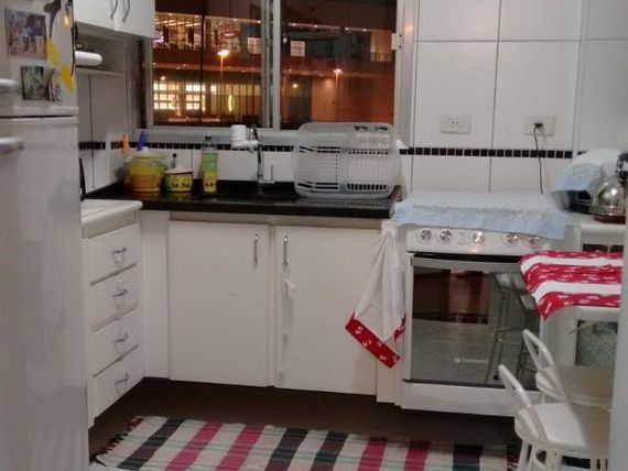 """Apartamento <span itemprop=""""addressLocality"""">Centro</span> próximo Shopping São Bernardo Plaza"""