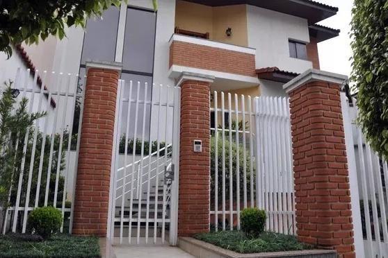 """Sobrado com 3 dormitórios à venda, 340 m² por <span itemscope="""""""" itemtype=""""http://schema.org/TradeAction""""><span itemprop=""""price"""">R$ 2.000.000</span></span>- <span itemprop=""""addressLocality"""">Parque dos Pássaros</span> - São Bernardo do Campo/SP"""