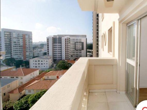 """Apartamento com 3 dormitórios à venda, 98 m² por <span itemscope="""""""" itemtype=""""http://schema.org/TradeAction""""><span itemprop=""""price"""">R$ 750.000</span></span>- <span itemprop=""""addressLocality"""">Campo Belo</span> - São Paulo/SP"""