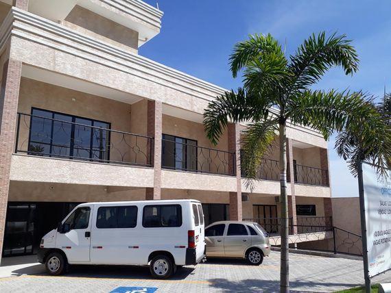 """Sala comercial para locação, Chácaras Silvania, <span itemprop=""""addressLocality"""">Valinhos</span>."""
