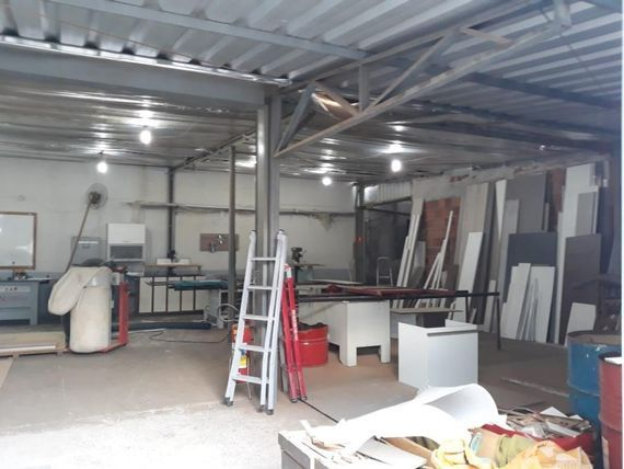 "Barracão à venda, 165 m² por <span itemscope="""" itemtype=""http://schema.org/TradeAction""><span itemprop=""price"">R$ 210.000</span></span>- Residencial Santa Filomena - <span itemprop=""addressLocality"">São José do Rio Preto</span>/SP"
