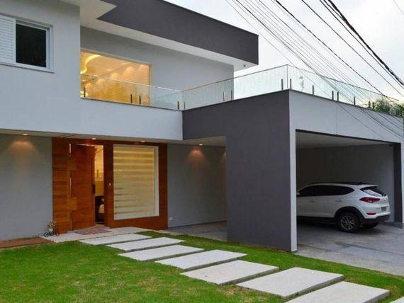 """Casa com 4 dormitórios à venda, 350 m² Granja Viana - <span itemprop=""""addressLocality"""">São Paulo II</span> - Cotia/SP"""