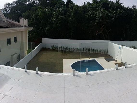 """<span itemprop=""""addressLocality"""">São Paulo II</span> o melhor condomínio fechado da região com excelente área de lazer."""