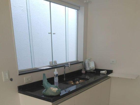 """Casa com 2 dormitórios à venda, 90 m² por <span itemscope="""""""" itemtype=""""http://schema.org/TradeAction""""><span itemprop=""""price"""">R$ 610.000</span></span>- Bairro <span itemprop=""""addressLocality"""">Jardim</span> - Santo André/SP"""