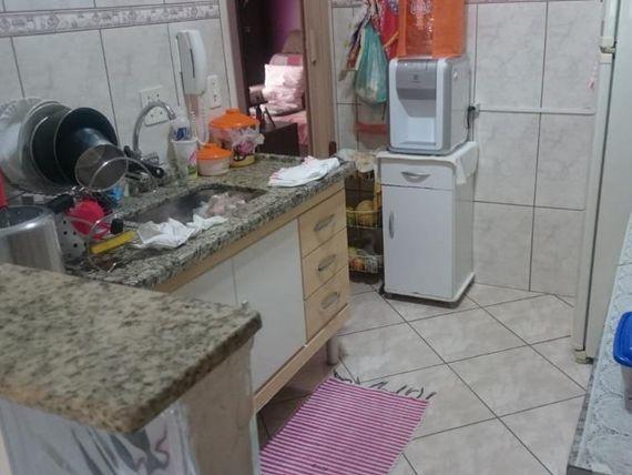 """Apartamento com 2 dormitórios à venda, 46 m² por <span itemscope="""""""" itemtype=""""http://schema.org/TradeAction""""><span itemprop=""""price"""">R$ 240.000</span></span>- <span itemprop=""""addressLocality"""">Fazenda Aricanduva</span> - São Paulo/SP"""