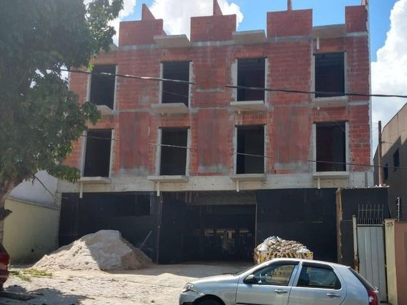 "Apartamento com 2 dormitórios à venda, 55 m² por <span itemscope="""" itemtype=""http://schema.org/TradeAction""><span itemprop=""price"">R$ 283.000</span></span>- Vila Pires - <span itemprop=""addressLocality"">Santo André</span>/SP"