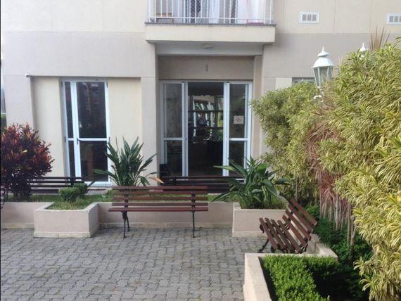 """Apartamento com 2 dormitórios à venda por <span itemscope="""""""" itemtype=""""http://schema.org/TradeAction""""><span itemprop=""""price"""">R$ 350.000</span></span>- <span itemprop=""""addressLocality"""">Rudge Ramos</span> - São Bernardo do Campo/SP"""