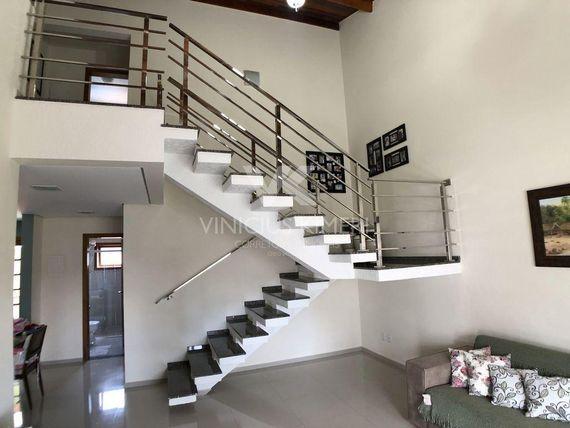 """Casa Condomínio Terras de <span itemprop=""""addressLocality"""">Atibaia</span> I - Atibaia/SP"""