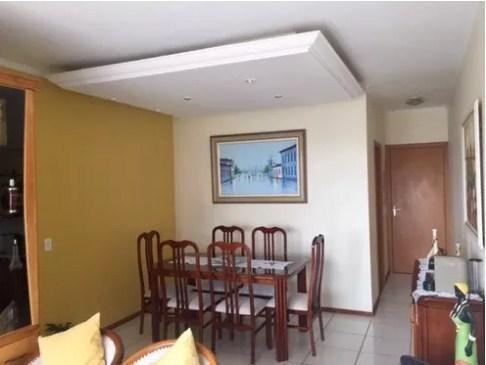 """Apartamento com 3 dormitórios à venda, 98 m² por <span itemscope="""""""" itemtype=""""http://schema.org/TradeAction""""><span itemprop=""""price"""">R$ 520.000</span></span>- Jardim Aquarius - São José dos Campos/SP"""