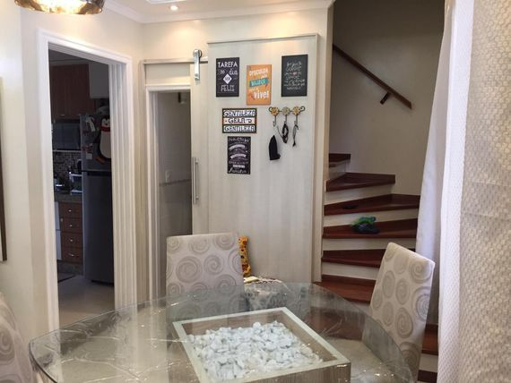 """Sobrado com 3 dormitórios à venda, 85 m² por <span itemscope="""""""" itemtype=""""http://schema.org/TradeAction""""><span itemprop=""""price"""">R$ 450.000</span></span>- <span itemprop=""""addressLocality"""">Demarchi</span> - São Bernardo do Campo/SP"""