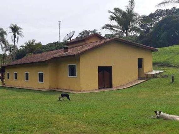 """Chácara com 7 dormitórios à venda, 18000 m² por <span itemscope="""""""" itemtype=""""http://schema.org/TradeAction""""><span itemprop=""""price"""">R$ 820.000</span></span>- Ressaca - <span itemprop=""""addressLocality"""">Ibiúna</span>/SP"""