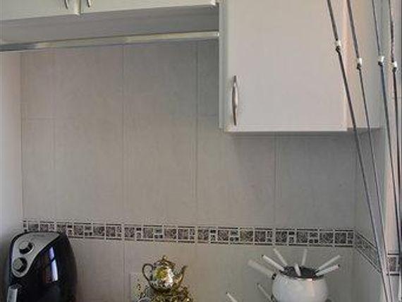 "Apartamento com 3 dormitórios à venda, 80 m² por <span itemscope="""" itemtype=""http://schema.org/TradeAction""><span itemprop=""price"">R$ 450.000</span></span>- Jardim Bela Vista - <span itemprop=""addressLocality"">Santo André</span>/SP"