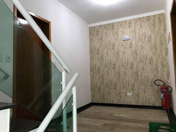 """Cobertura com 2 dormitórios à venda, 108 m² por <span itemscope="""""""" itemtype=""""http://schema.org/TradeAction""""><span itemprop=""""price"""">R$ 340.000</span></span>- Parque das Nações - <span itemprop=""""addressLocality"""">Santo André</span>/SP"""