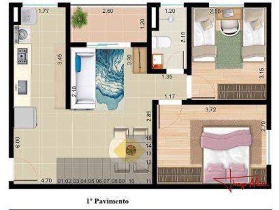 """Apartamento duplex - Altos da Boa Vista - <span itemprop=""""addressLocality"""">Sorocaba</span> - Venda"""