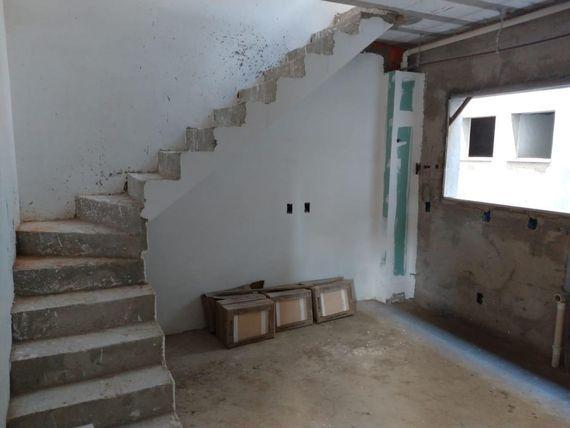 "Cobertura com 2 dormitórios à venda, 101 m² por <span itemscope="""" itemtype=""http://schema.org/TradeAction""><span itemprop=""price"">R$ 410.000</span></span>- Vila Pires - <span itemprop=""addressLocality"">Santo André</span>/SP"