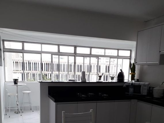 """Apartamento com 3 dormitórios à venda, 214 m² por <span itemscope="""""""" itemtype=""""http://schema.org/TradeAction""""><span itemprop=""""price"""">R$ 650.000</span></span>- Centro - <span itemprop=""""addressLocality"""">Santo André</span>/SP"""