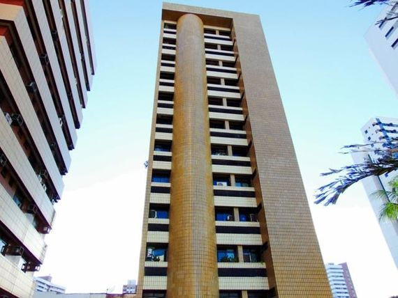 """Apartamento com 3 quartos à venda, 217 m², Móveis projetados, 2 vagas, financia - <span itemprop=""""addressLocality"""">Aldeota</span> - Fortaleza/CE"""