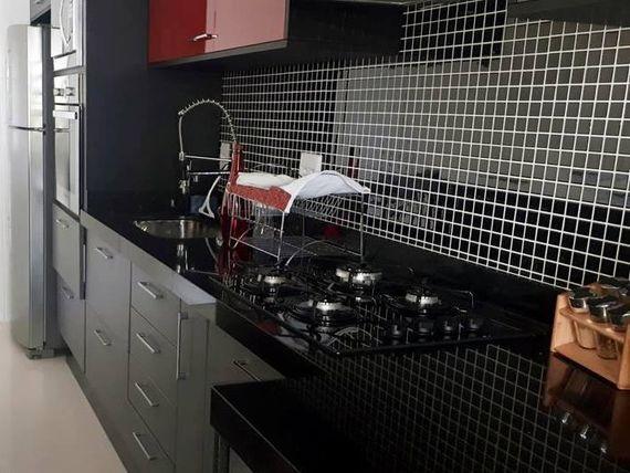 """Apartamento com 2 dormitórios à venda, 59 m² por <span itemscope="""""""" itemtype=""""http://schema.org/TradeAction""""><span itemprop=""""price"""">R$ 500.000</span></span>- <span itemprop=""""addressLocality"""">Campestre</span> - Santo André/SP"""