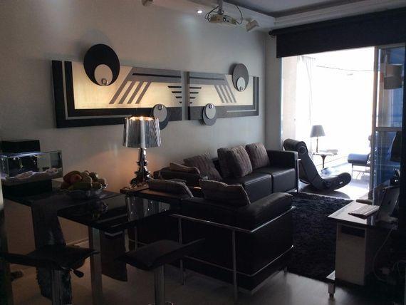 """Apartamento com 1 dormitório para alugar, 90 m² - <span itemprop=""""addressLocality"""">Jardim América</span> - São Paulo/SP"""