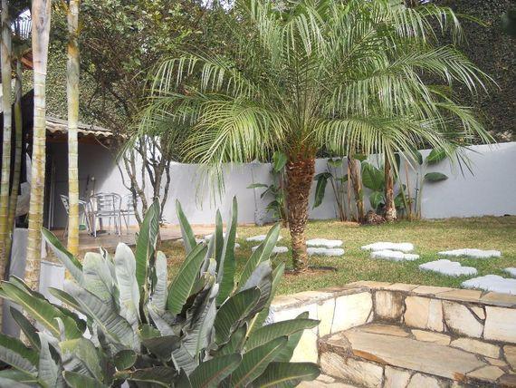 Granja Viana (casa térrea) - Parque da Figueira (dentro da Fazendinha).