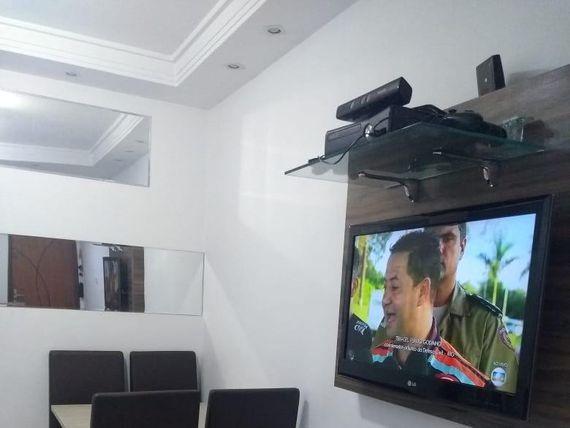 "Apartamento com 2 dormitórios à venda, 46 m² por <span itemscope="""" itemtype=""http://schema.org/TradeAction""><span itemprop=""price"">R$ 250.000</span></span>- Vila Valparaíso - <span itemprop=""addressLocality"">Santo André</span>/SP"
