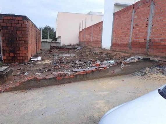 Terreno à venda, 130 m² Escriturado -Santa Catarina - Sorocaba/SP