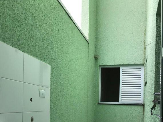"""Apartamento com 2 dormitórios à venda, 56 m² por <span itemscope="""""""" itemtype=""""http://schema.org/TradeAction""""><span itemprop=""""price"""">R$ 272.000</span></span>- Parque das Nações - <span itemprop=""""addressLocality"""">Santo André</span>/SP"""