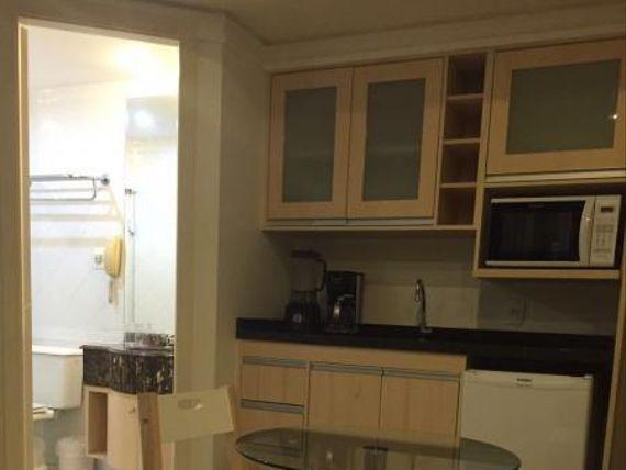 """Apartamento com 1 quarto e Salas na <span itemprop=""""streetAddress"""">Fidêncio Ramos</span>, São Paulo, <span itemprop=""""addressLocality"""">Vila Olímpia</span>"""