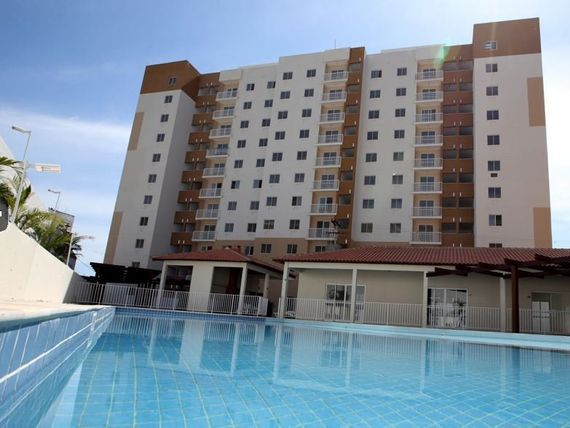 """Naturalle Residence - Apartamento a venda no <span itemprop=""""addressLocality"""">Centro</span> de São Gonçalo - RJ - gm244"""